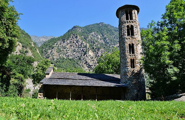 Pre-Romanesque Church of Santa Coloma d'Andorra