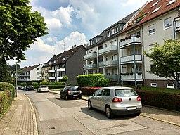 Asbeckstraße in Essen