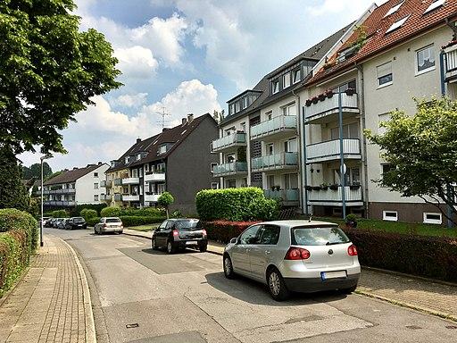 Essen, Asbeckstraße