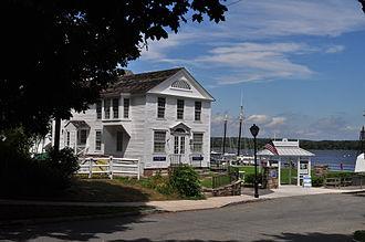 Essex, Connecticut - Connecticut River Museum, 2013