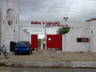 General Caballero Sport Club - Estadio Hugo Bogado Vaceque