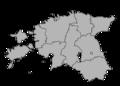 Estonian Electoral Districts Blank.png