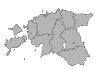 Estonian Electoral Districts Blank.png