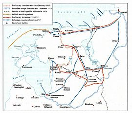The Estonian War of Independence