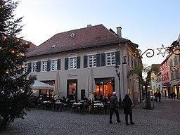 Badener-Tor-Straße in Ettlingen