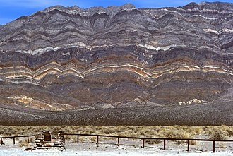 Eureka Valley (Inyo County) - Cliffs in Eureka Valley, California