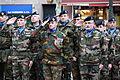 Eurocorps prise d'armes Strasbourg 31 janvier 2013 15.JPG