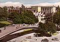 Europahalle Düsseldorf mit Aluminiumbrücke.jpg
