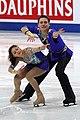 European 2011 Lubov BAKIROVA Mikalai KAMIANCHUK 2.jpg