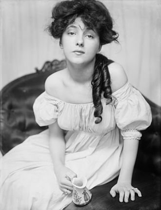 Evelyn Nesbit - Image: Evelyn Nesbit 12056u
