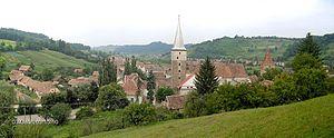 Moșna, Sibiu - Image: Evo moşna