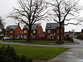Executive houses, Greenways, Eaton - geograph.org.uk - 739716.jpg