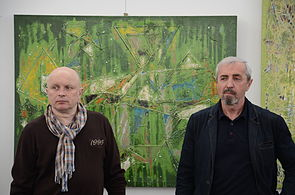 Exhibition TRANSCENSUM FortePROUN Palace of Art 30.04.2014 Minsk 11.JPG