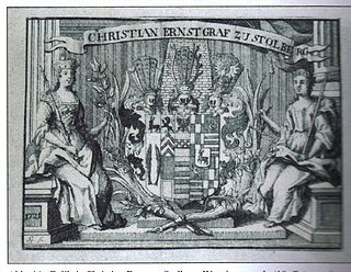 Christian Ernest of Stolberg-Wernigerode Count of Stolberg-Wernigerode