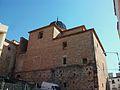Exterior de l'església de sant Miquel de Soneixa, Alt Palància.JPG