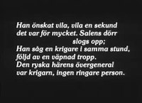 File:Fänrik Ståls sägner (1926) Part 1.webm