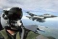 F-16's trainen luchtgevechten boven Noord-Brabant.jpg