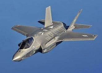 Jet aircraft - USAF Lockheed Martin F-35 Lightning II