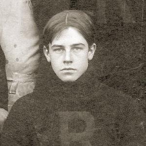 "Frederick Walker Baldwin - ""Casey"" Baldwin at Ridley College, circa 1900"