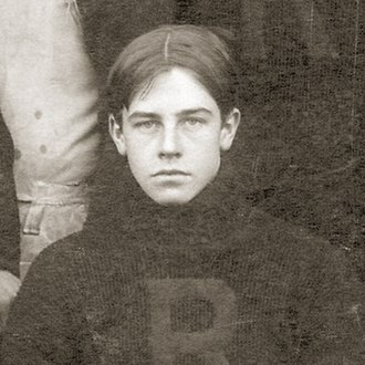 "Frederick Walker Baldwin - ""Casey"" Baldwin at Ridley College, circa 1900"