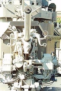 """3""""/50 caliber gun Type of Naval gun"""