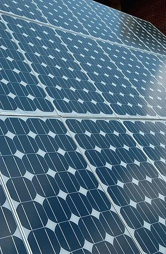 Solar power in Maryland - Solar panels