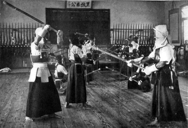 FENCING AT AN AGRICULTURAL SCHOOL