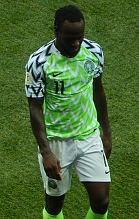 Victor Moses Nigerian association football player
