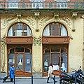 Façade Art Nouveau, rue Gambetta.jpg