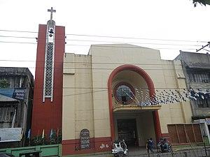 Diocese of Cabanatuan - Cathedral of Cabanatuan