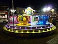 Fairground rides, Enfield Town, Christmas 2015 02.JPG
