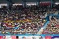 Fans at Stephen Keshi Memorial Stadium at the 2018 African Championships in Asaba, Nigeria.jpg