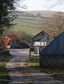 Farm buildings, Widecombe - geograph.org.uk - 1237762.jpg