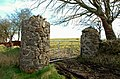 Farm gate near Lough Mourne - geograph.org.uk - 734005.jpg