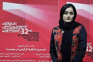 Fatemeh Moosavi at Festival.jpg