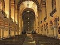 Fauville-en-Caux (Seine-Mar.) église intérieur, nef.jpg