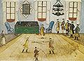 Fechtübungen - Stammbuch Hempel 1773.jpg