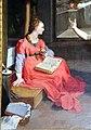 Federico barocci (terminato da ventura magi), annunciazione, 1610-1619 03.JPG