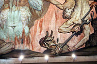 Federico zuccari, inferno, 1574-79, 05 diavolo 1.JPG