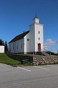 Ferkingstad kirke fra RA.jpg