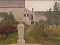 Fernand Khnopff De tuin.JPG