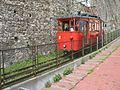 Ferrovia a cremagliera Principe-Granarolo (Genova).JPG