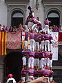 Festa Major d'Igualada 2014 - 25 - 9de7 dels Moixiganguers - segona aleta.JPG