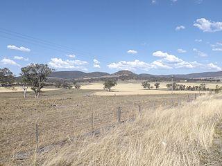 Hirstglen, Queensland Suburb of Toowoomba Region, Queensland, Australia