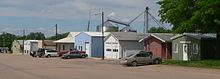 Filley, Nebraska Livingston from Lancaster 2.JPG