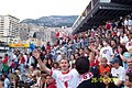 Final Champions League '04, Monaco - Porto - Atmosphere at the F1 seats in front of the big screens - panoramio.jpg