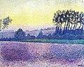 Finch, Auringonlaskun maisema.jpg