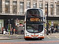 Finglands of Manchester bus YX08 FWE (1).jpg