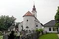 Finkenstein am Faakersee Latschach Pfarrkirche hl. Ulrich 07062007 01.jpg