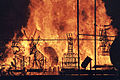 Fire ceremony at Seattle Center, 2000 (23524118809).jpg